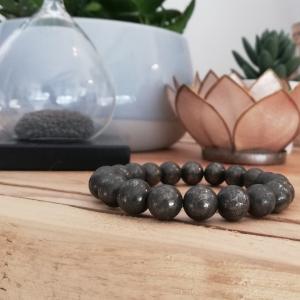 Bracelet de Pyrite - Mémoire et concentration