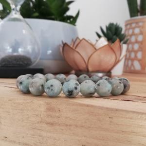 Bracelet pierre de lune - Féminité et intuition