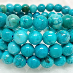 Bracelet Howlite turquoise - Sagesse & communication