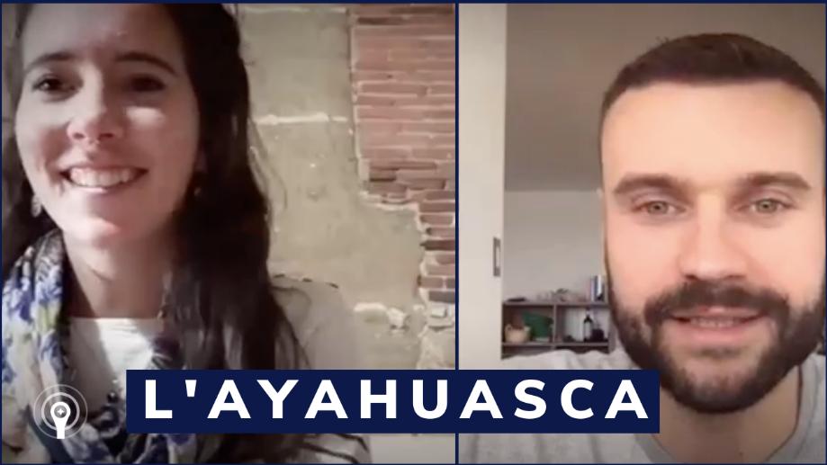Cérémonie ayahuasca